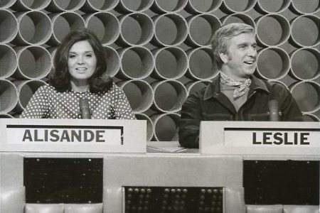 alisande, television, game show, baby name, 1970s
