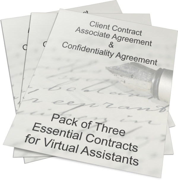 Three Virtual Assistant Agreements