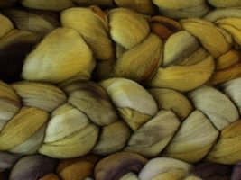 Malabrigo Nube Merino Wool Roving 31 Mostaza