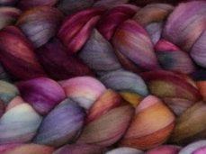 Malabrigo Nube Merino Wool Roving 862 Piedras