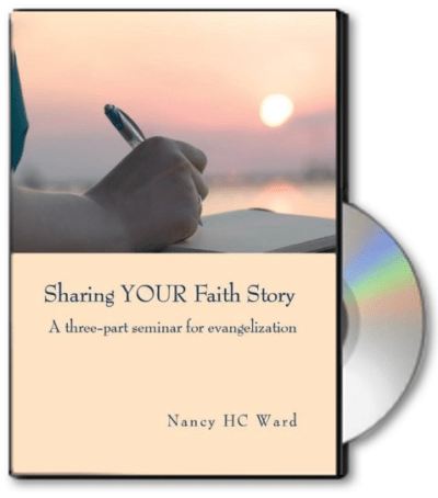 Sharing Your Faith Story DVD
