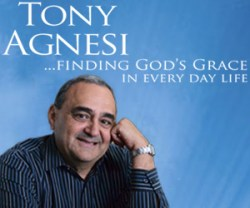 Tony Agnesi Finding God's Grace podcast