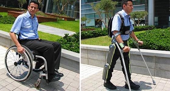 Le rewalk: top 5 innovations technologiques vontchanger lemonde