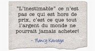 l'inestimable