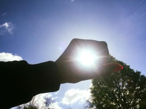 Capturer le soleil