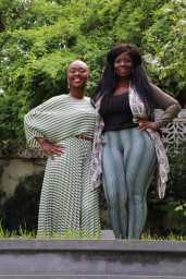 lady Ochola et Nancy Kawaya