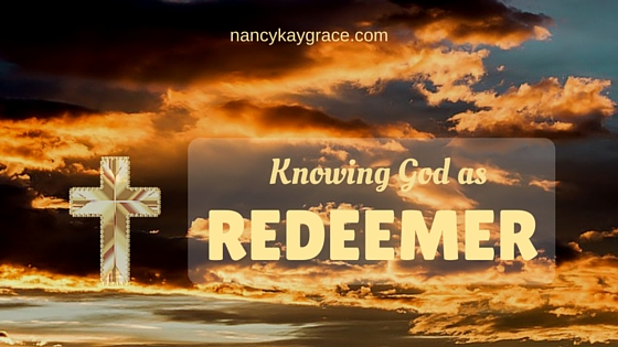 Knowing God as Redeemer