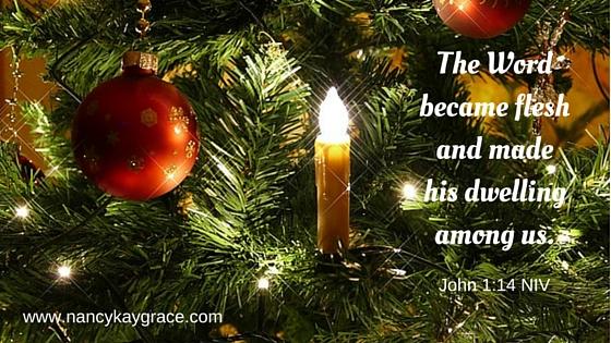 John 1.14 Word became flesh
