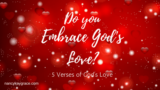 Do You Embrace God's Love?