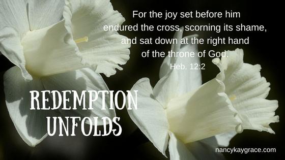 Redemption Unfolds