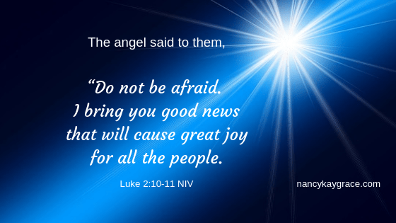 Angel Message True Joy