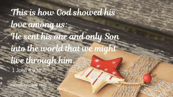 Perfect love 1 John4:9