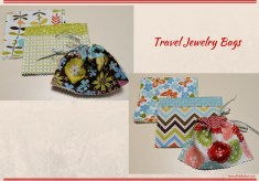Travel Jewelry Bags