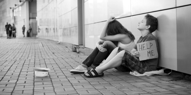 Homeless Children in NYC