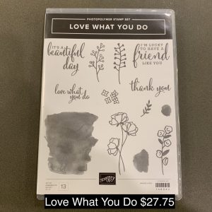 Love What You Do front