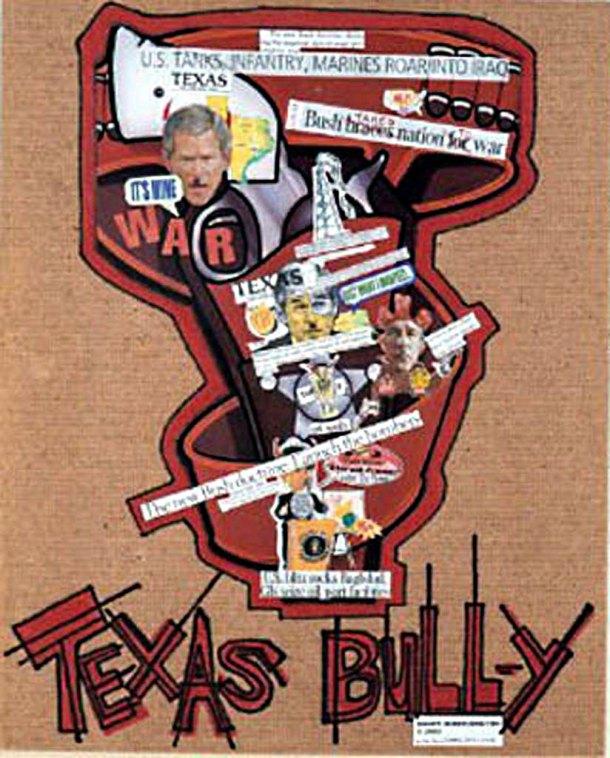 Texas Bull-Y I