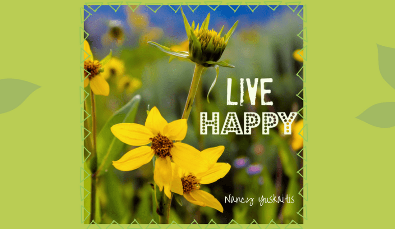 Live Happy: Expand Your View