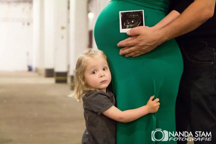 Zwangerschapsfotoshoot Groningen