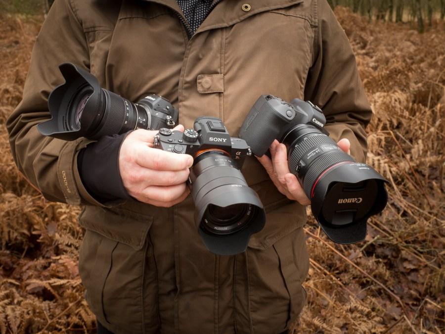 Drie fantastische camera's naast elkaar. Welke is voor jou het meest geschikt?