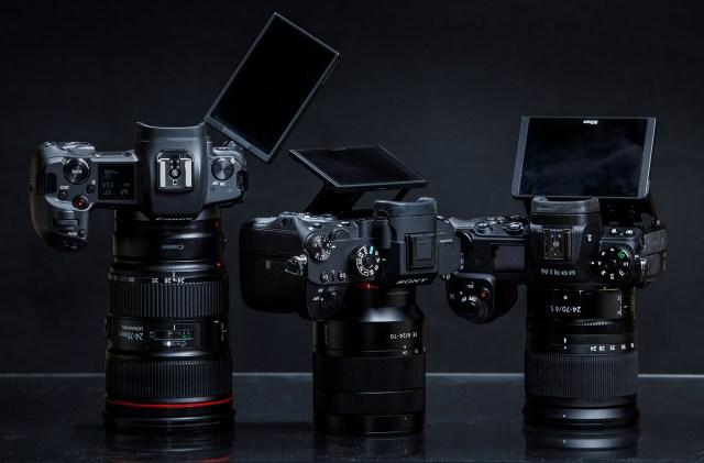 Hoewel dezelfde soort camera, wijken ze erg veel van elkaar af. Wat fijn is bij de ene, ontbreekt bij de andere.
