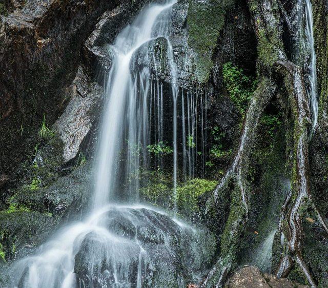 Cascade Creux d'Oulette door Joke van Veen