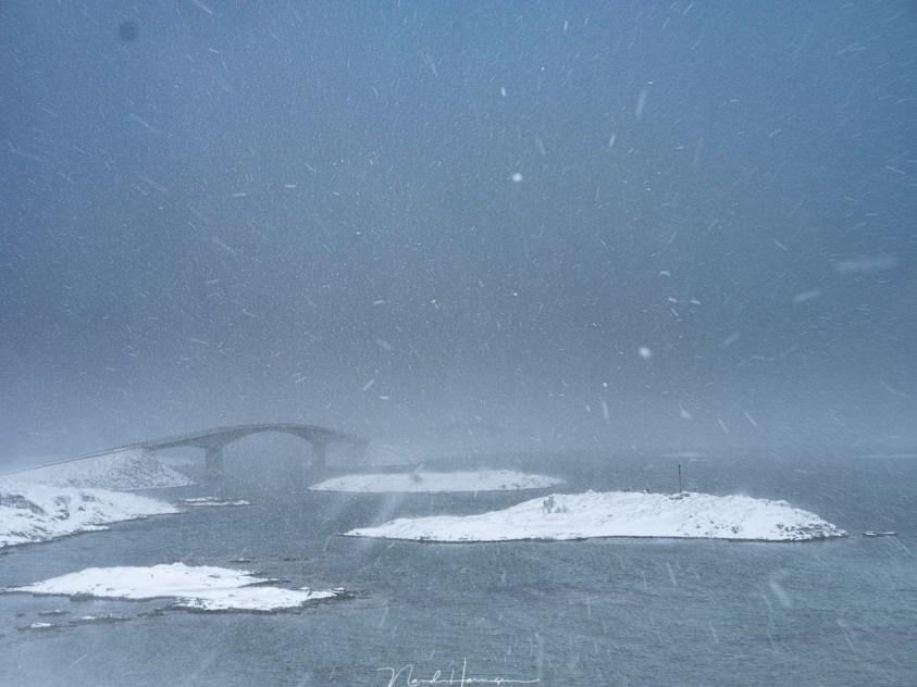 Winter op Lofoten