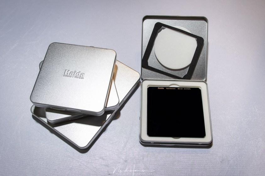 Review van het Haida M10 filtersysteem - de red Diamond filters