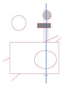 compositieleer; een a-symmetrische compositie