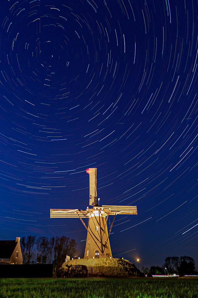 De mooiste sterrensporen van de afgelopen weken door Josefien Janssen