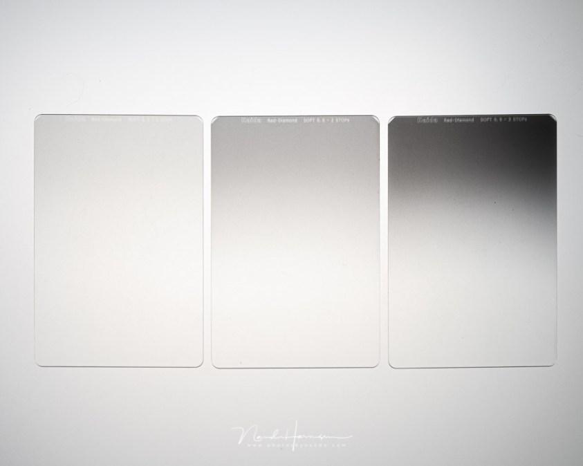 Hoe kies je het juiste grijsverloopfilter?