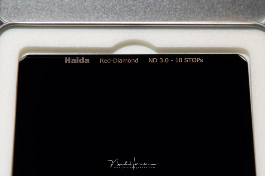 Het Haida Red Diamond 10 stops grijsfilter - Hoe kies je het juiste grijsfilter voor jouw foto?