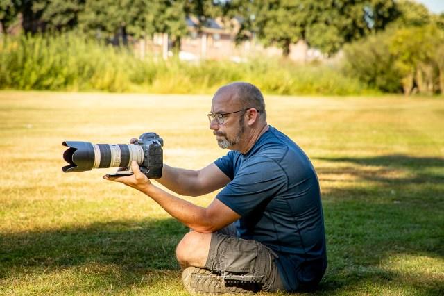 Fotograferen met de Canon EOS 1Dx mark III