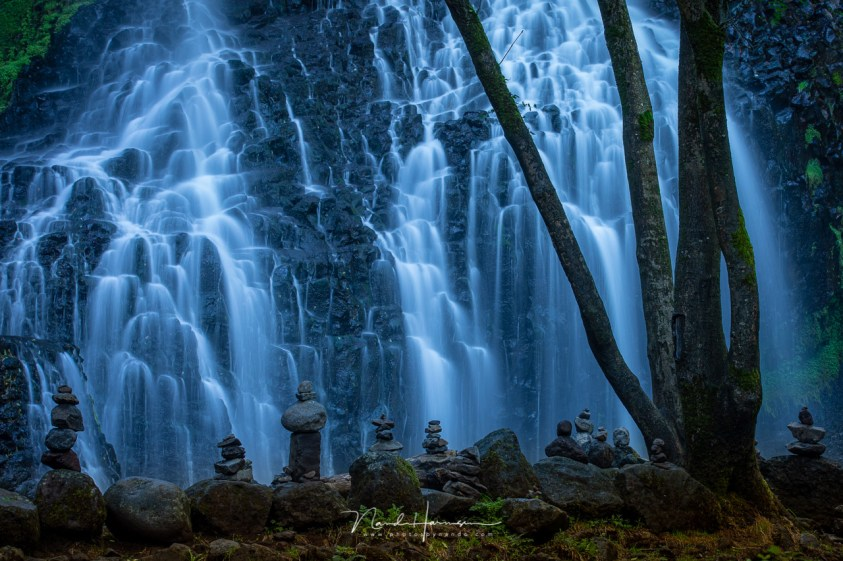 Cascade de la Beaume. Hoe kies je het juiste grijsfilter voor jouw foto? Voor watervallen hoef je vaak niet langer dan 15 seconden