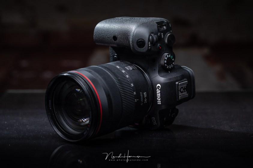 Een review van de Canon EOS R6