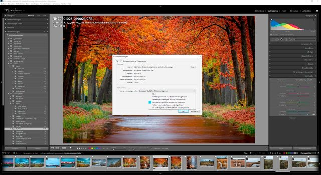 Backup maken is een van de 10 tips om orde te scheppen in je Lightroom classic catalogus