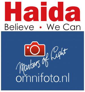 Ik gebruik Haida Filters voor mijn fotografie., verkrijgbaar bij Omnifoto.nl
