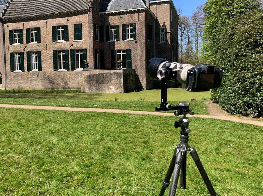 multi-panorama fotograferen
