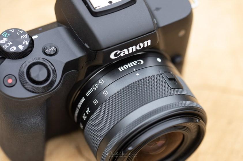 de Canon EOS M50 mark II