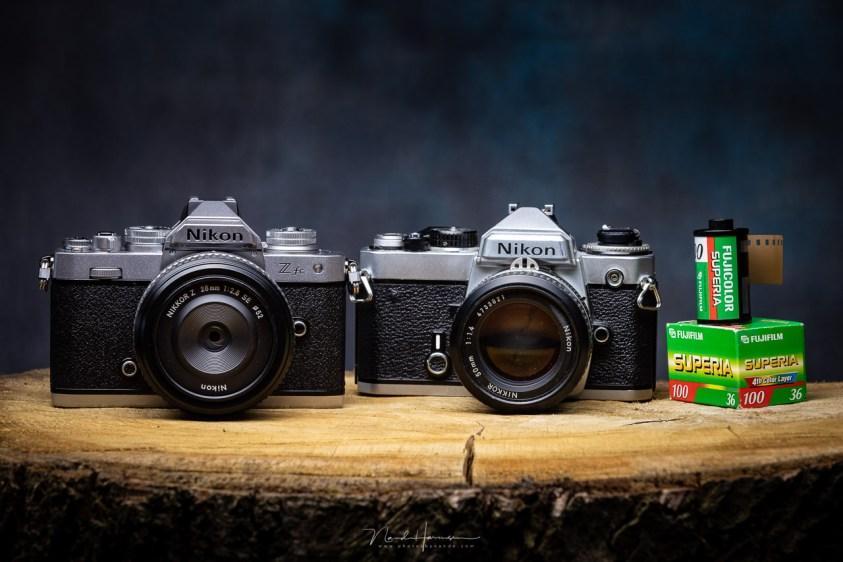De Nikon Z fc voor een review