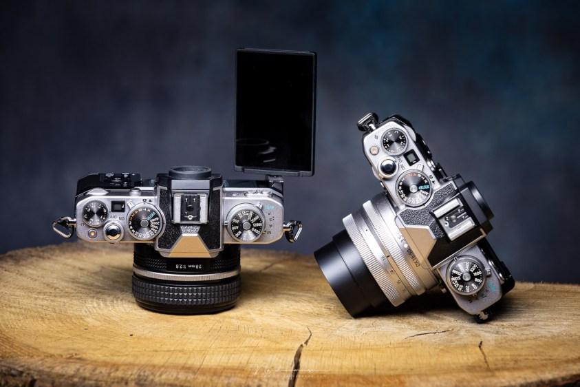 Een aantrekkelijke camera