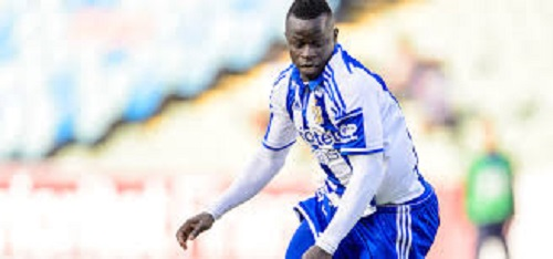 Senegalese star Mallick Mane is one of the players to watch this season Photo: ifkgoteborg.se