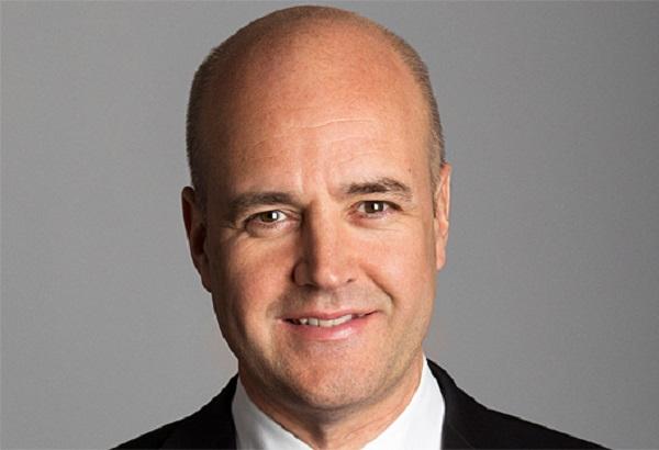 Swedish Prime Minister Fredrik Reinfeldt