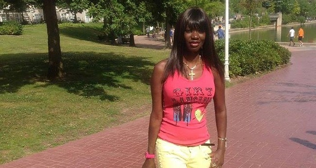 Martina Johnson is facing war crimes charges in Belgium
