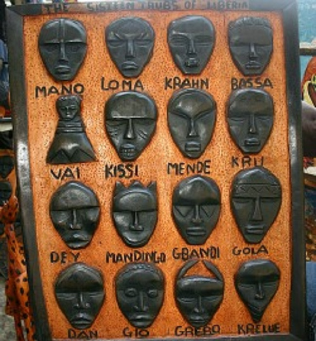 Masks of identity still holds no spot for settler-Liberians
