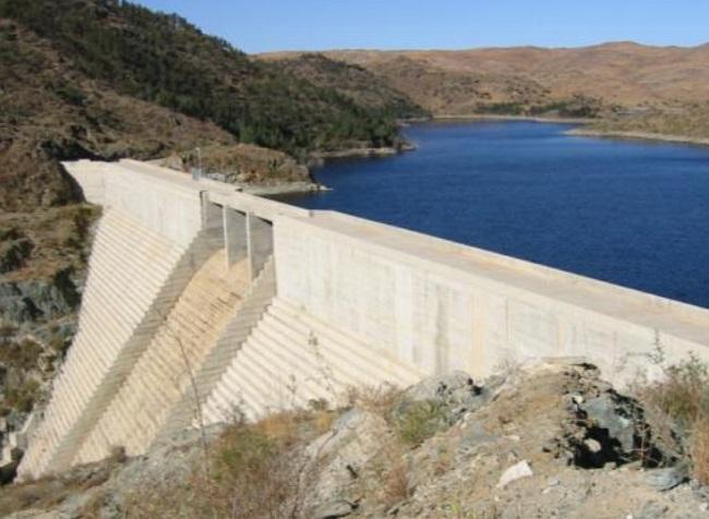 Eritrea's Toker Dam