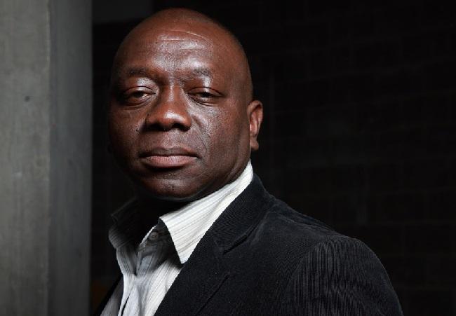 Sierra Leonean filmmaker Sorious Samura
