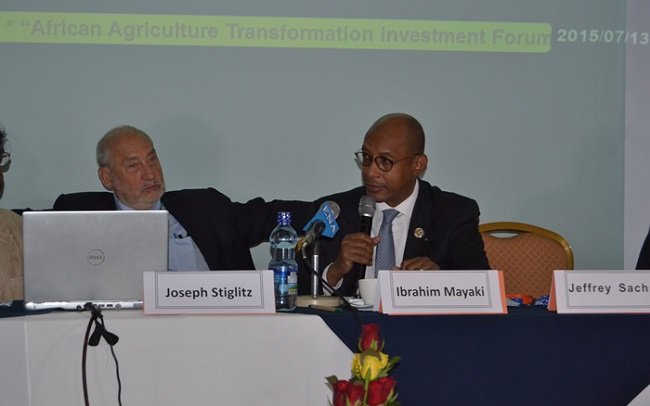 Chief Executive Officer of the NEPAD Agency, Dr Ibrahim Mayaki, highlighted that Africa's challenge was not a lack of resources, but a lack of bankable projects.
