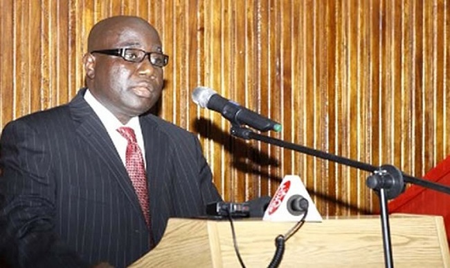 Cllr. Jerome Korkoya heads Liberia's National Elections Commission