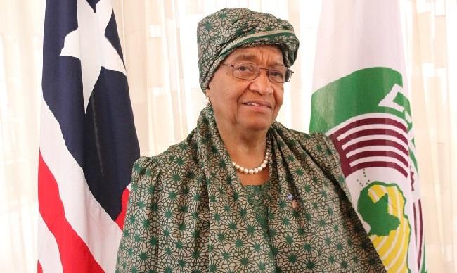 ECOWAS Chairperson President Ellen Johnson Sirleaf