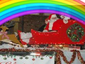 New Albany Christmas parade